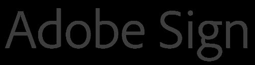 JobScore E-signature Software Partner | Adobesign Logo