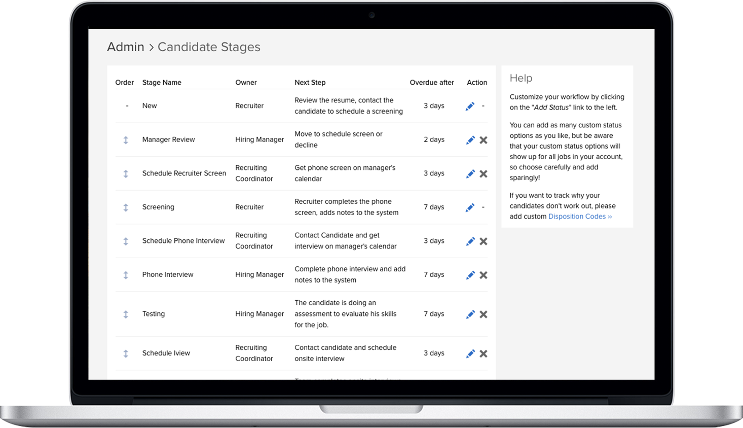 Need a hiring process? JobScore can help you get organized