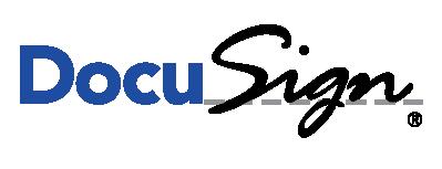 JobScore E-signature Software Partner | DocuSign Logo